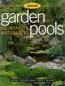 Sunset Garden Pools: Fountains  Waterfalls
