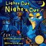 Lights Out Night's Out A Glow in the Dark Book