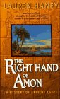 The Right Hand of Amon (Mystery of Ancient Egypt, Bk 1)
