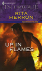 Up in Flames (Nighthawk Island, Bk 9) (Harlequin Intrigue, No 1029)