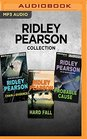 Ridley Pearson Collection - Chain of Evidence Hard Fall Probable Cause