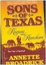 Rogues and Ranchers (Sons of Texas, Bk 5)