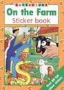 Letterland on the Farm Sticker Book