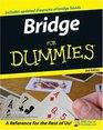 Bridge For Dummies (For Dummies (Sports & Hobbies))