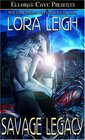 Savage Legacy (Legacies, Bk 3)
