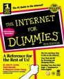 Internet for Dummies