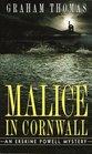 Malice in Cornwall (Erskine Powell, Bk 2)