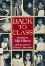 Back to Class Poems by Mel Glenn