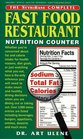 The NutriBase Complete Fast Food Restaurant Nutrition Counter