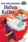 Girl Named Helen Keller A Una Nina Llamada Helen Keller