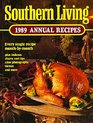 Southern Living 1989 Annual Recipes (Southern Living Annual Recipes)