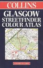 Glasgow Streetfinder Collins Official Colour Map