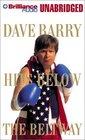 Dave Barry Hits Below the Beltway (Audio Cassette) (Unabridged)