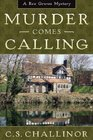 Murder Comes Calling  An English Village Mystery
