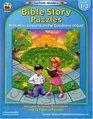 Bible Story Puzzles Grades 1-3
