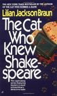 The Cat Who Knew Shakespeare (Cat Who...Bk 7)