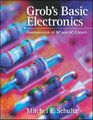 Grob's Basic Electronics Fundamentals of DC and AC Circuits with Simulations CD