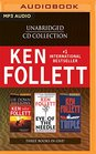 Ken Follett - Collection Lie Down With Lions  Eye of the Needle  Triple