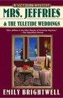 Mrs. Jeffries and the Yuletide Weddings (Mrs. Jeffries, Bk 26)