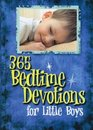 365 Bedtime Devotions for Little Boys