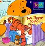 Pooh Bedtime Stories: Two Tigger Tales (Golden Look-Look Books)