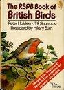 The RSPB Book of British Birds