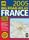AA 2005 Big Road Atlas France