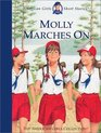 Molly Marches on (The American Girls Collection)