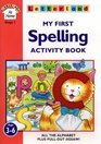 My First Spelling Pack