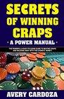 Secrets of Winning Craps