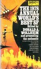 Annual World's Best Science Fiction 1978