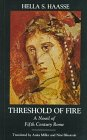 Threshold of Fire A Novel of Fifth Century Rome