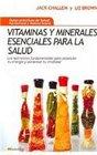 Vitaminas y minerales esenciales para la salud Los Nutrientes Fundamentales Para Potenciar Tu Energa Y Aumentar Tu Vitalidad