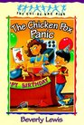 The Chicken Pox Panic (Cul-De-Sac Kids, Bk 2)