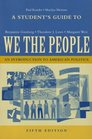 A Student's Guide to We the People Fifth Edition