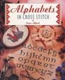 Alphabet in Cross Stitch