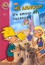 Un amour de vacances  H Arnold