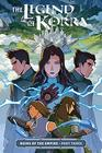 The Legend of Korra Ruins of the Empire Part Three