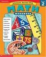 Scholastic Success With Math Workbook Grade 2