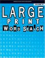 Large Print Word Search Vol 36
