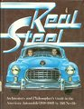 Real steel An investor's and philosopher's guide to the American automobile