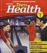 Teen Health Course 1 Teacher's Wraparound Edition