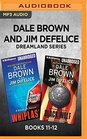 Dale Brown and Jim DeFelice Dreamland Series Books 1112 Whiplash  Black Wolf