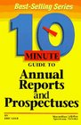 10 Minute Guide to Annual Reports and Prospectuses