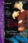 Cinderella's Secret Agent (Year of Loving Dangerously, Bk 11) (Silhouette Intimate Moments, No 1076)