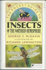 The Pocket Guide to Insects of the Northern Hemisphere