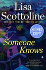 Someone Knows - Signed / Autographed Copy