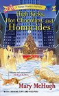 High Kicks, Hot Chocolate, and Homicides (Happy Hoofers, Bk 5)
