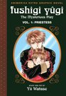 Fushigi Yugi: Priestess (The Mysterious Play, Vol 1)