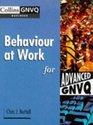 Behaviour at Work for Advanced GNVQ